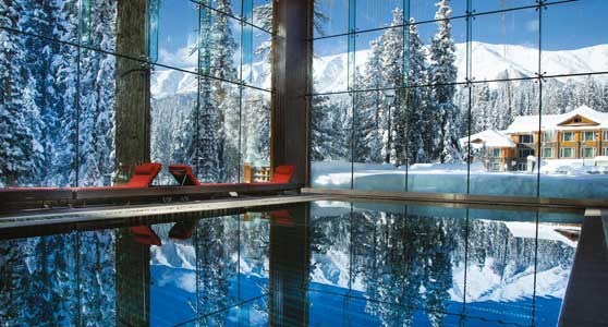 resorts in gulmarg